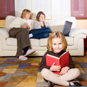 Single parent children